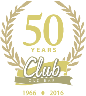 Club Old Bar - 50 Years