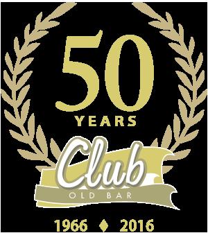 Club Old Bar - 50 Years