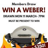Win a Weber