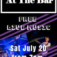 @ THE BAR- FREE LIVE MUSIC