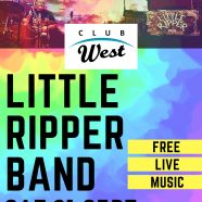 LITTLE RIPPER BAND- FREE LIVE MUSIC