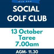 SOCIAL GOLF CLUB