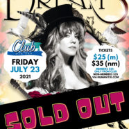 SOLD OUT – Dreams – Fleetwood Mac & Stevie Nicks Show – Club Old Bar