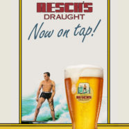 Resch's Draught now on tap