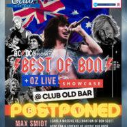 Best of Bon ACDC Show & OzLive Showcase feat. Max Smidt